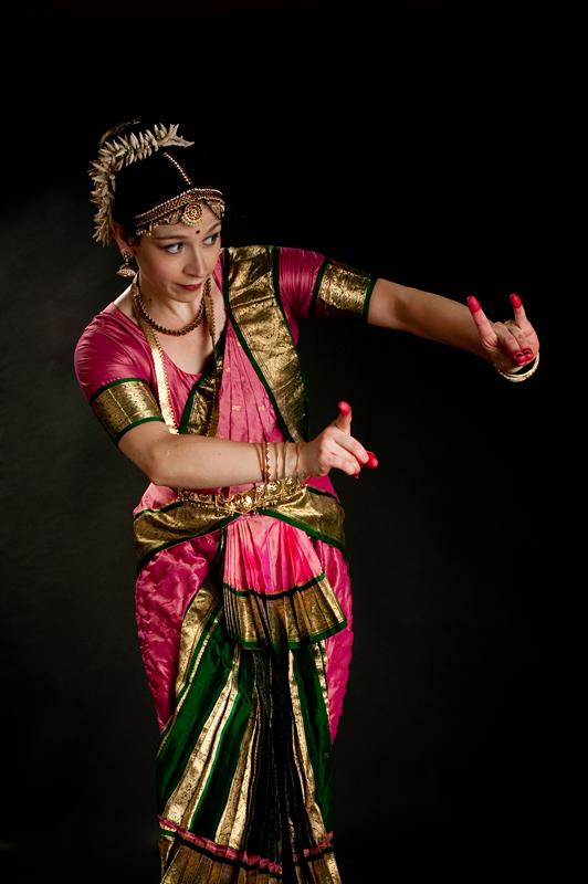Krishna-Choreographie